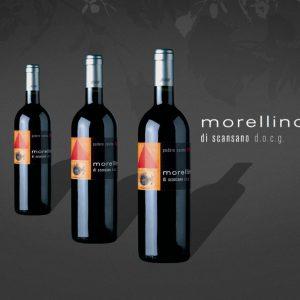 podere casina Wein Morellino