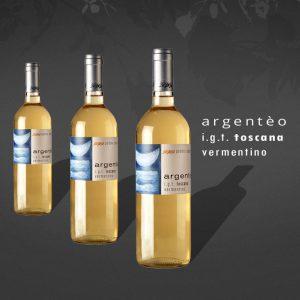 Podere Casina Wein argenteo