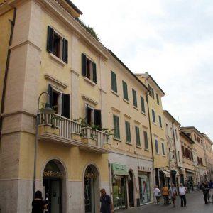 Grosseto in der Toscana