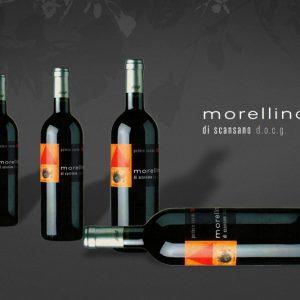 Podere Casina Morellino Wein