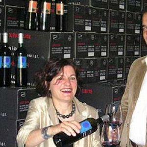 Rahel Kimmich und Marcello Pirisi