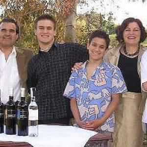 Familie Kimmich und Pirisi
