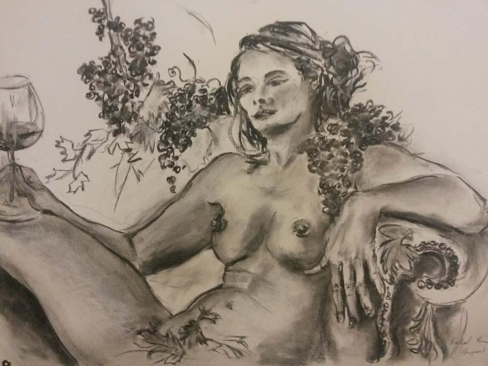 Gemälde von Rahel Kimmich